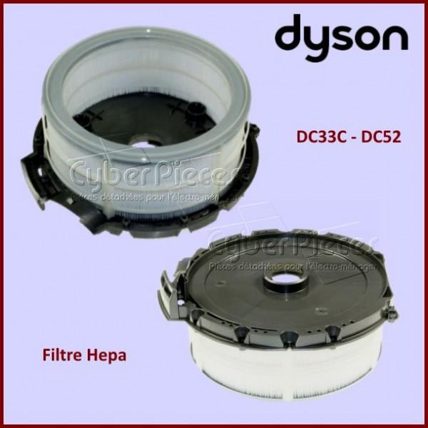 filtre hepa dc33c dyson 96188602 pour aspirateur petit electromenager pieces detachees. Black Bedroom Furniture Sets. Home Design Ideas