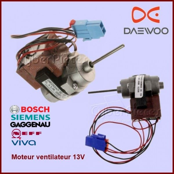 Moteur ventilateur Daewoo