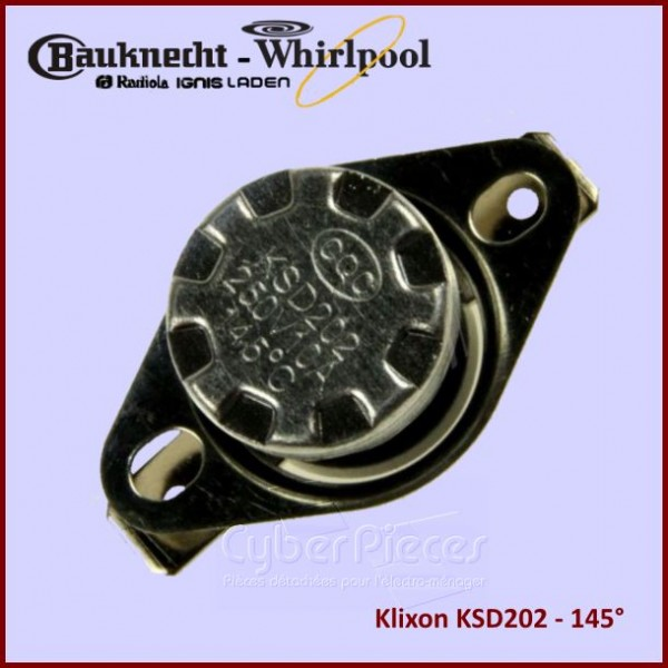 Thermostat magnétron 145° 481228248294