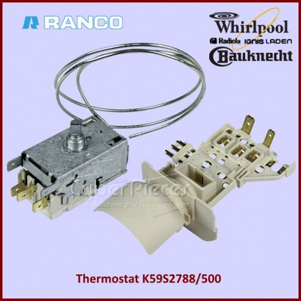 Thermostat Whirlpool 484000008566