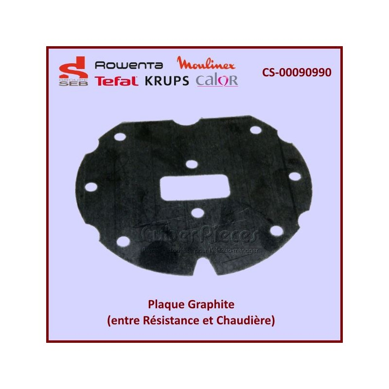 Plaque Graphite SEB CS-00090990