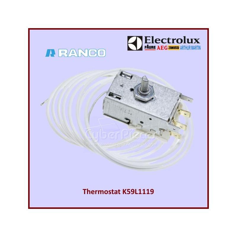 Thermostat RANCO K59L1119 Electrolux   50116858007