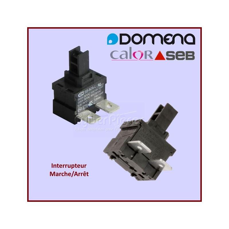 Interrupteur M/A Domena 500474037