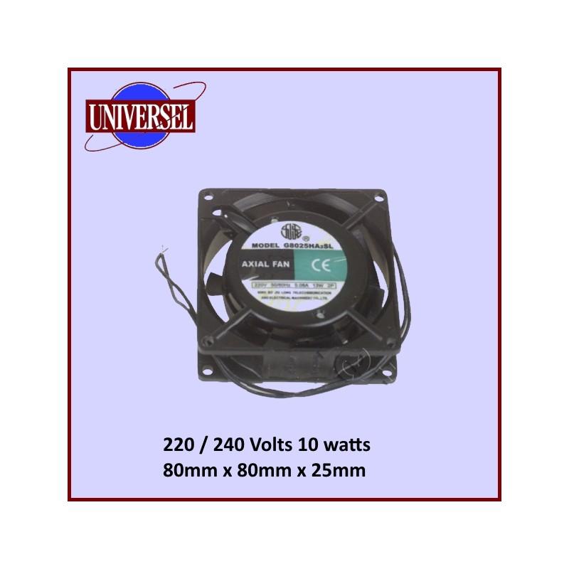 Ventilateur Axial  80mm