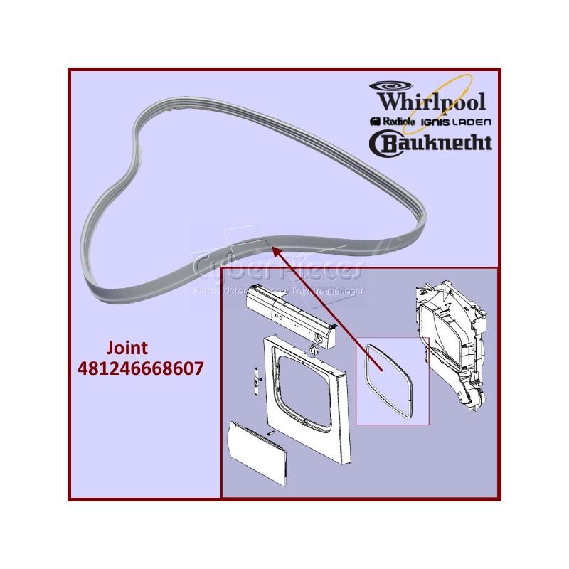 Joint De Porte de sèche linge 481246668607