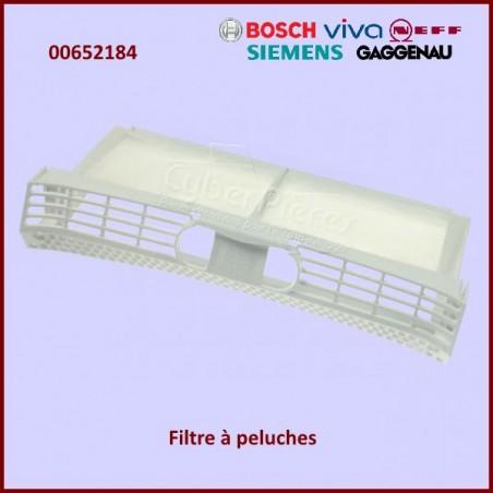 Filtre à peluches Bosch 00652184