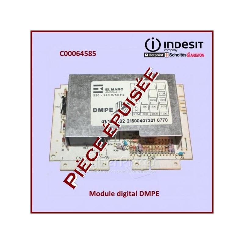 Carte Module digital DMPE Indesit C00064585***Pièce épuisée***