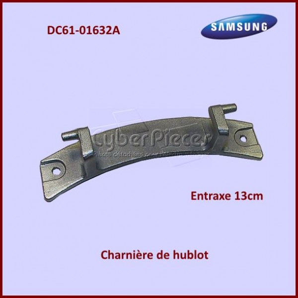 Charnière de hublot Samsung DC61-01632A