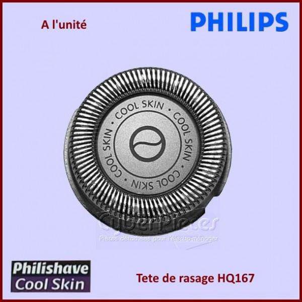 Tête de rasoir PHILIPS HQ167 COOLSKIN
