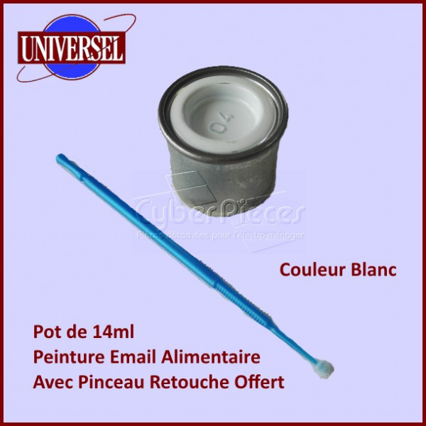 Peinture alimentaire email 14 ml pour micro onde pour for Peinture alimentaire pour cuisine