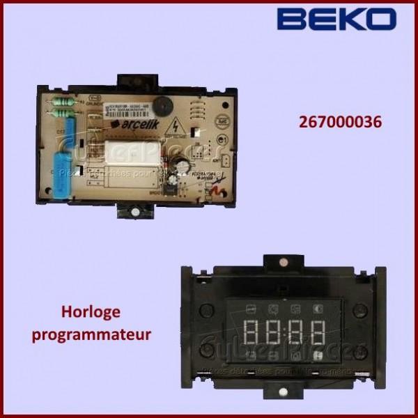 Horloge Programmateur Beko 267000036