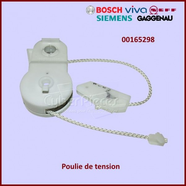 Poulie De Tension Bosch 00165298