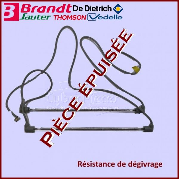 Résistance dégivrage 305mm 45X1788 (61002102)