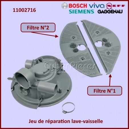 Fond de cuve de lave-vaisselle Bosch 11002716