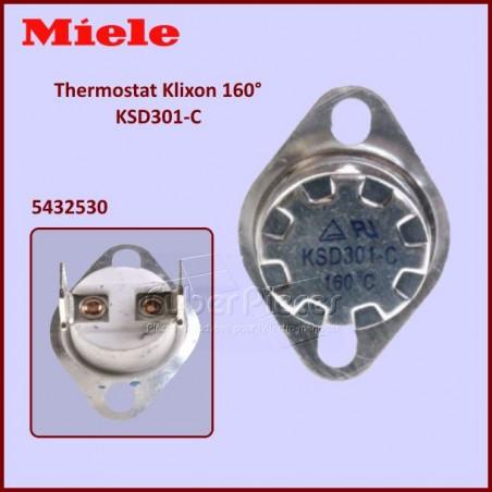 Thermostat Klixon 160° - KSD301-C  MIELE 5432530