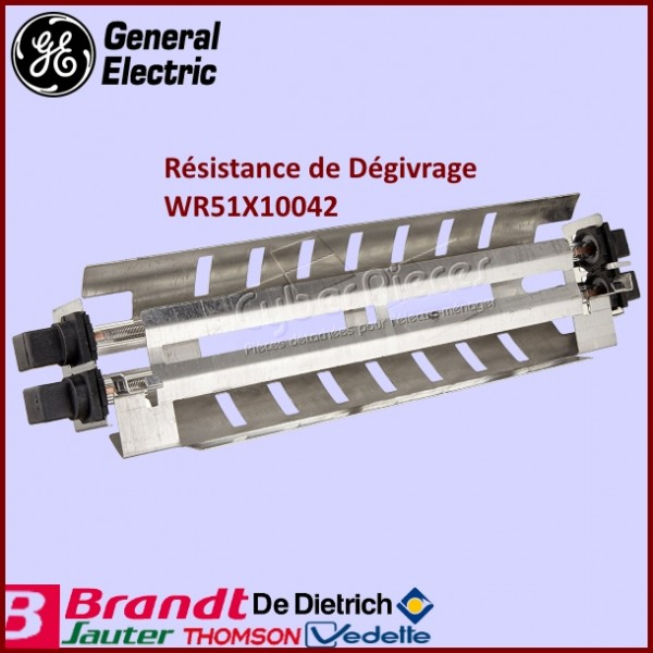 Resistance Degivrage WR51X10042