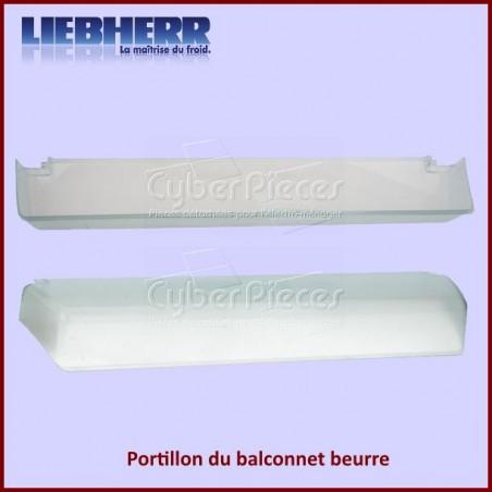Portillon du balconnet beurre Liebherr 9101024