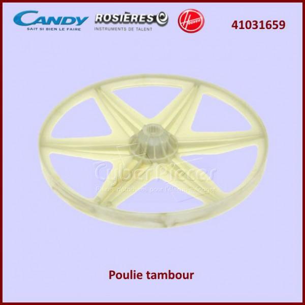 poulie tambour candy 41031659 pour machine a laver lavage. Black Bedroom Furniture Sets. Home Design Ideas