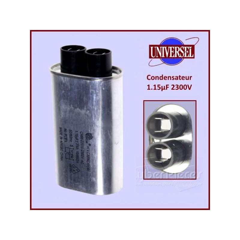 Condensateur 1.15µF 2300V