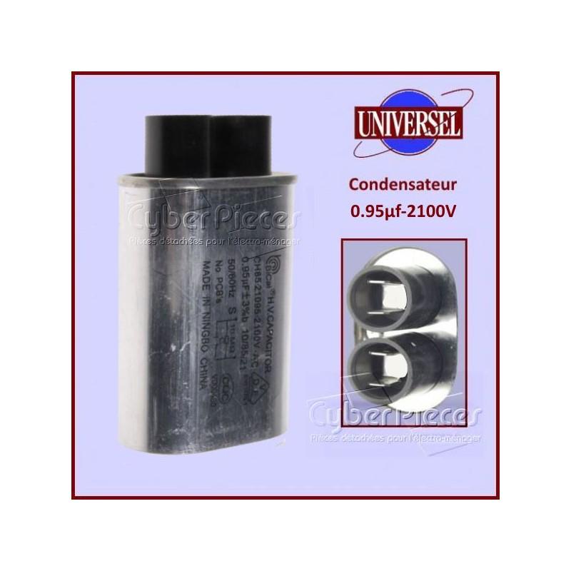 Condensateur 0.95µF 2100V