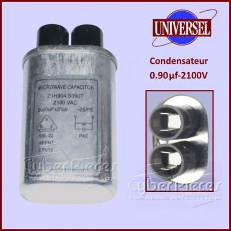 Condensateur 0.90µF 2100V