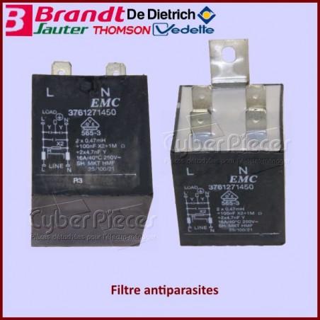 Condensateur Filtre Anti-parasite Roxburgh 3761271450 (76X1632)