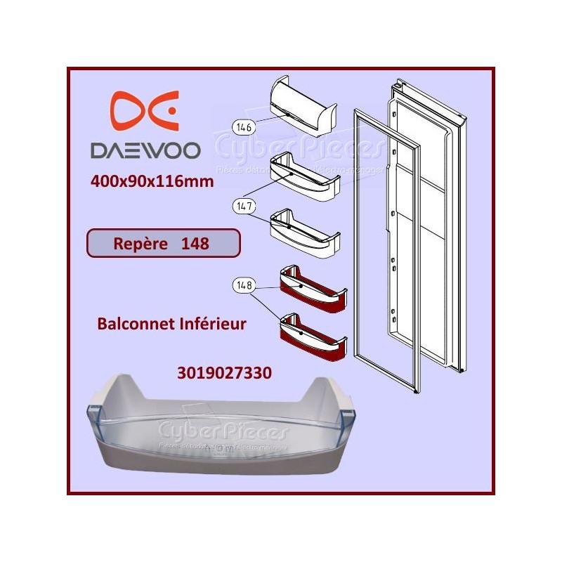 Balconnet Inférieur Daewoo 3019027330