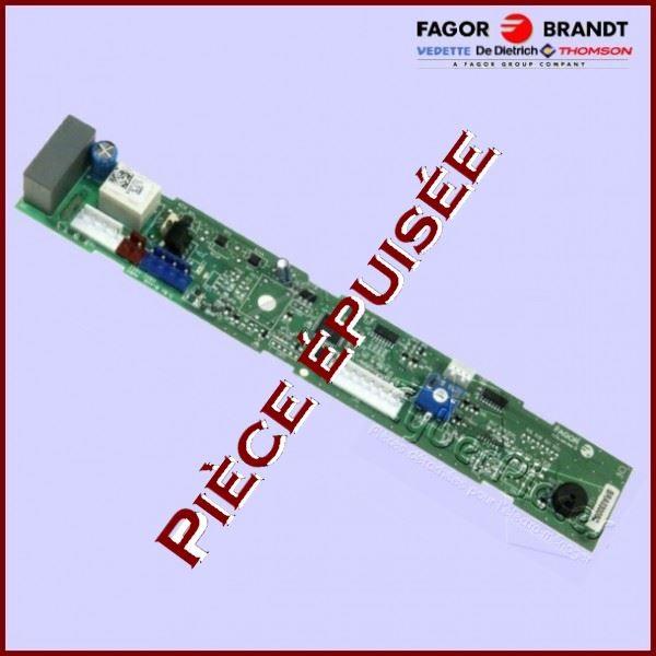 Carte Thermostat AS0018372 Brandt***Pièce épuisée***