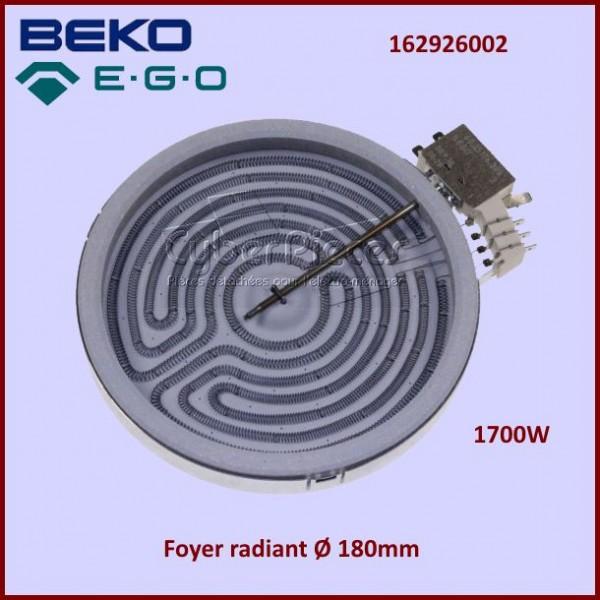Foyer Radiant 180mm 1700W EGO 1088431040