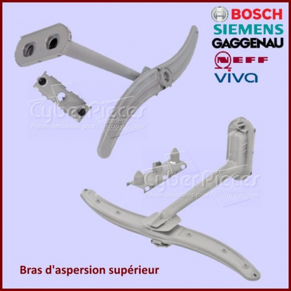 Bras d'aspersion supérieur Bosch 00298594