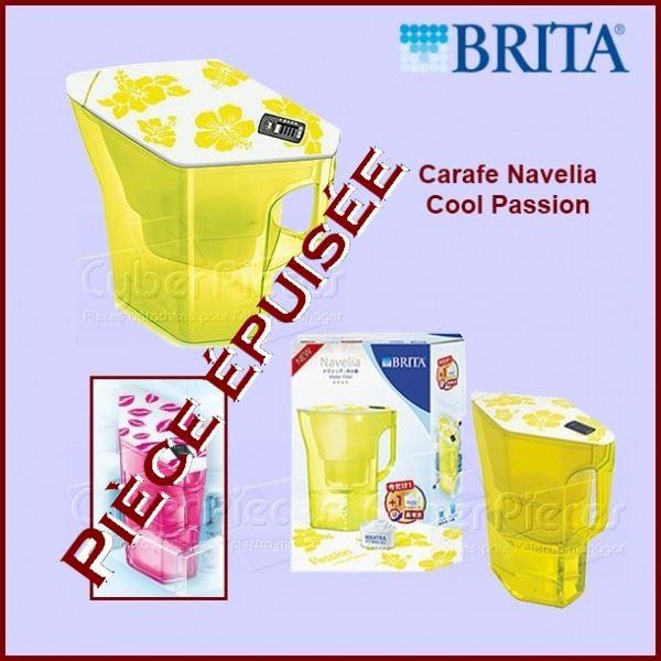 Carafe BRITA Navelia Cool Passion 1014451***Pièce épuisée***
