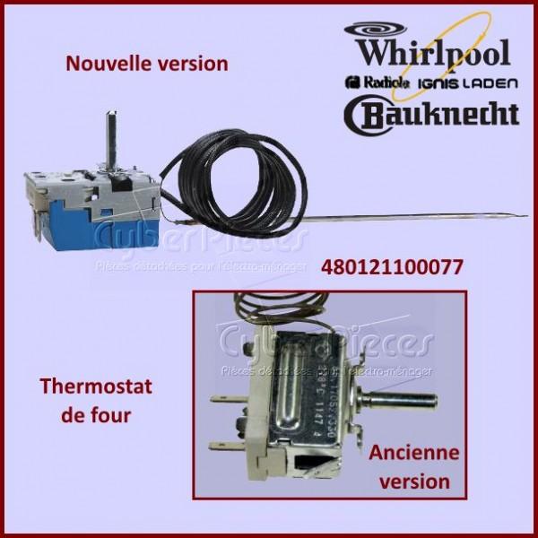Thermostat Whirlpool 480121100077