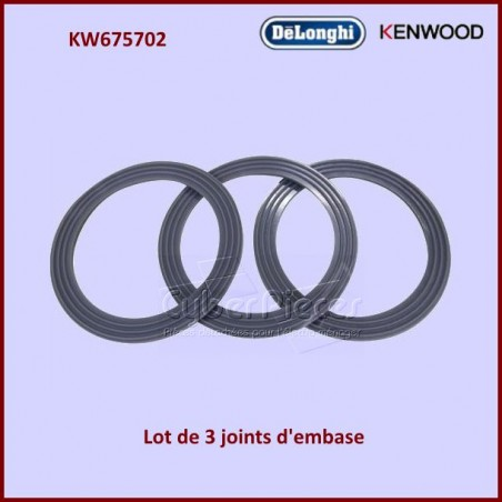 Joints d'embase Kenwood KW675702