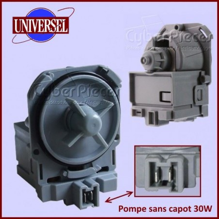 Pompe sans capot à baïonnette 30W Bosch 0008543