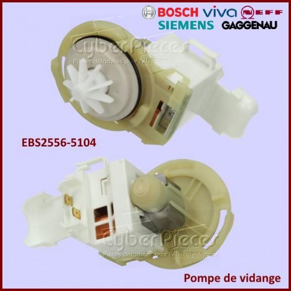Pompe de vidange EBS2556-5104 Bosch 00165261
