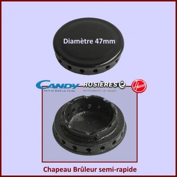 Chapeau Brûleur Semi Rapide Candy 93531440