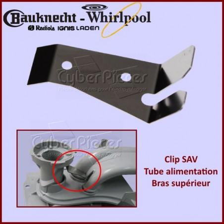 Clip SAV Tube d'alimentation/ Bras supérieur 481010437349