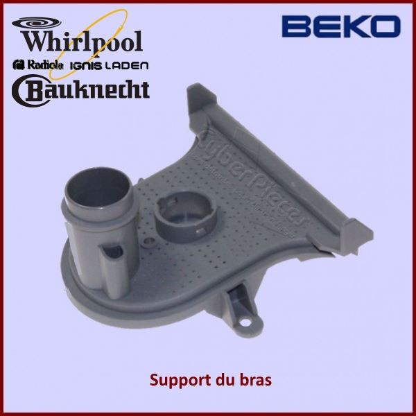 Support du bras Beko 1740900600