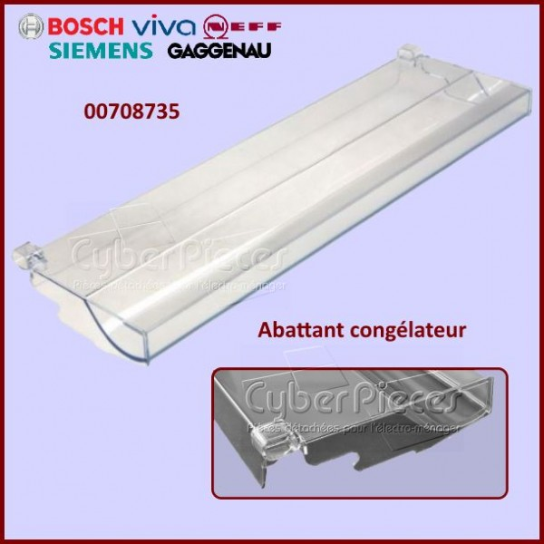 Volet basculant BOSCH 00708735