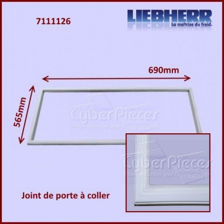 Joint De Porte 565x690mm Liebherr 7111126