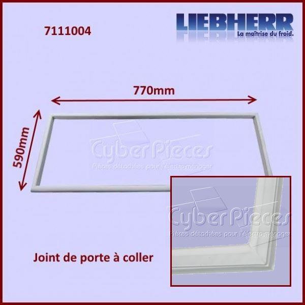 Joint De Porte 590x770mm Liebherr 7111004