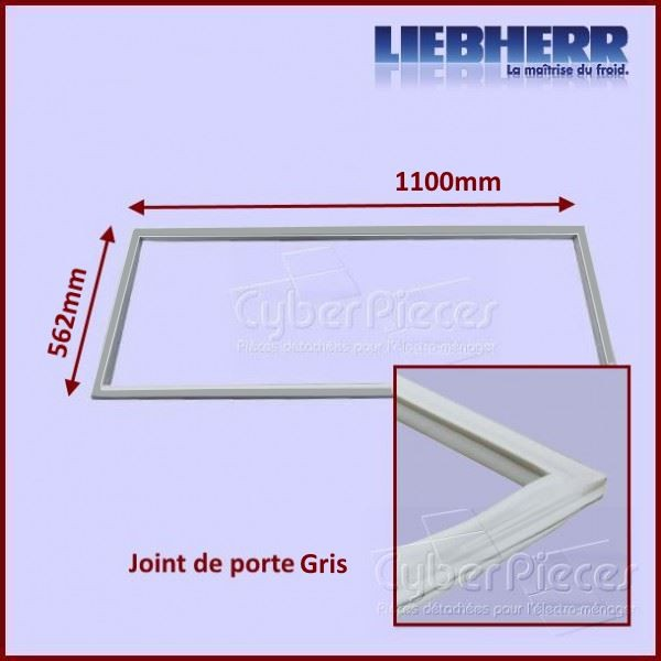 Joint de porte 1100x562mm Liebherr 7108642