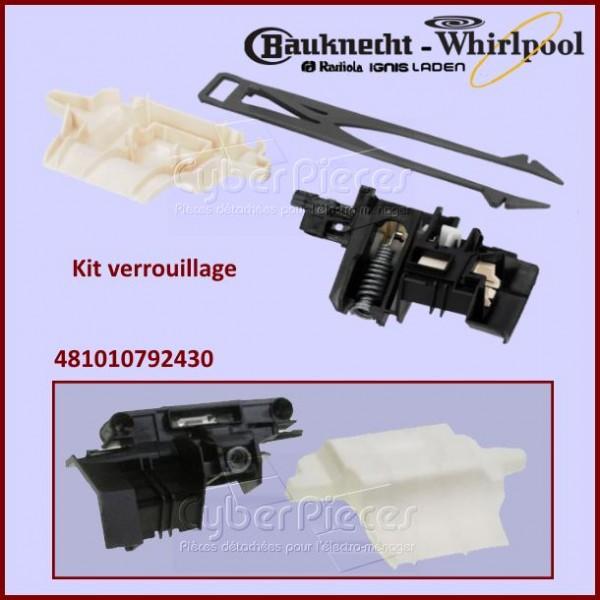 Kit de verrouillage Whirlpool 481010792430