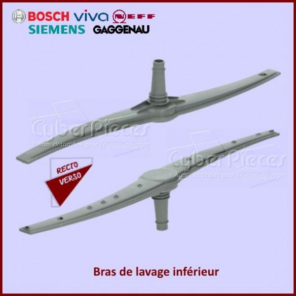 Bras d'aspersion inférieur Bosch 00668148