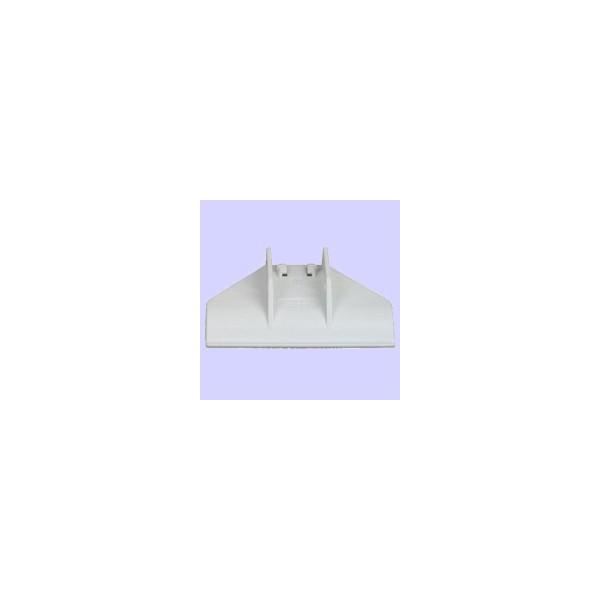 Poignée Blanche Seule Indesit C00053771