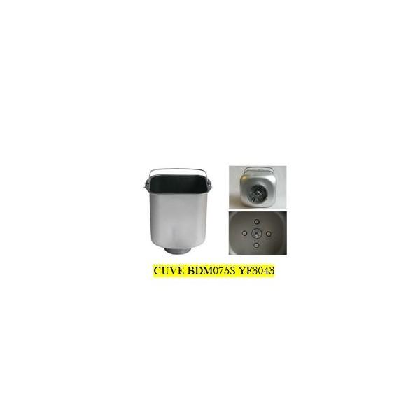 cuve machine pain yf3043 pour machine a pain petit. Black Bedroom Furniture Sets. Home Design Ideas