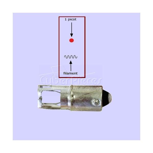 Sh400 Allumeur Filament Ergots A 45°