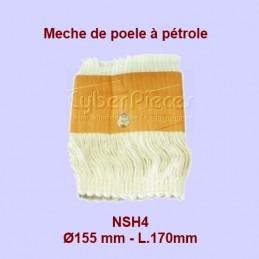 NSH4 Mèche de poêle à...