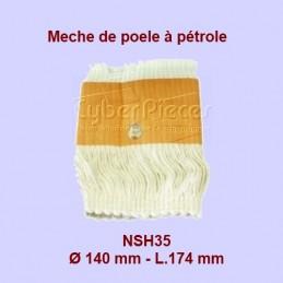 NSH35 Mèche de poêle à...