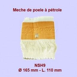 NSH9 Mèche de poêle à...